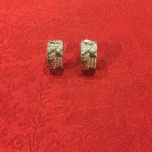 Swarovski Hoop Earrings